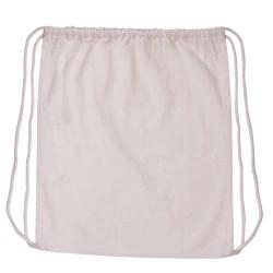 Mochila de algodón natural